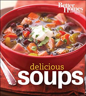 Better Homes and Gardens Best Soup Recipes (Bn) 9781435126329
