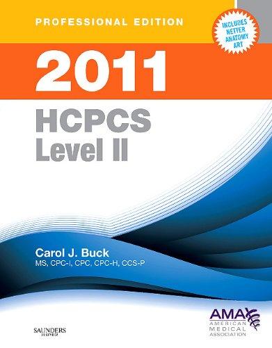 2011 HCPCS Level II: Professional Edition 9781437702125