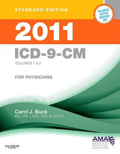 ICD-9-CM for Physicians Standard, Volumes 1-2 9781437711929