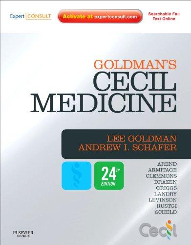 Goldman's Cecil Medicine 9781437716047