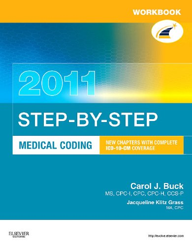 Step-By-Step Medical Coding 9781437716429