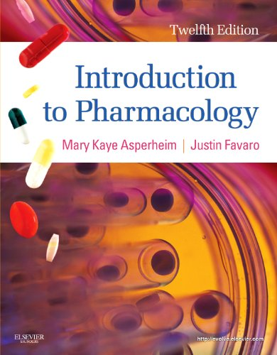 Introduction to Pharmacology 9781437717068