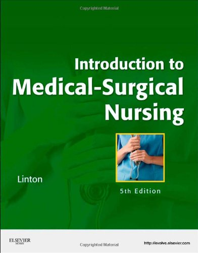 Introduction to Medical-Surgical Nursing 9781437717082