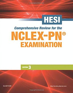 HESI Comprehensive Review for the NCLEX-PN Examination [With CDROM] 9781437717433