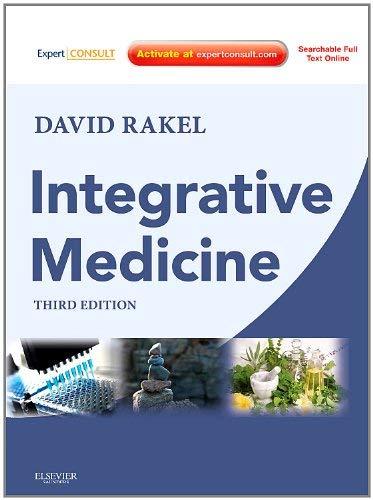 Integrative Medicine 9781437717938