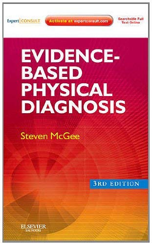 Evidence-Based Physical Diagnosis: Expert Consult - Online and Print 9781437722079