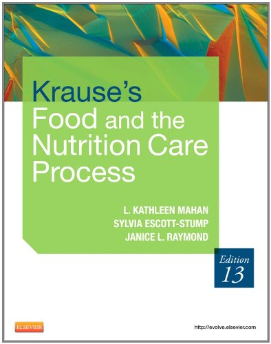 Krause's Food & the Nutrition Care Process 9781437722338