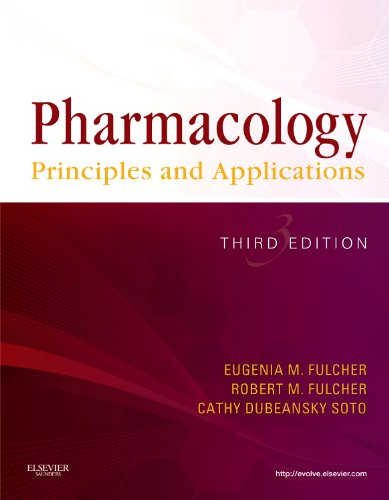 Pharmacology: Principles and Applications 9781437722673