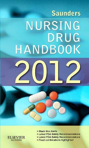 Saunders Nursing Drug Handbook 9781437723342