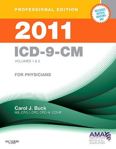 ICD-9-CM for Physicians, Professional 9781437723557