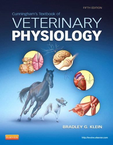 Cunningham's Textbook of Veterinary Physiology 9781437723618