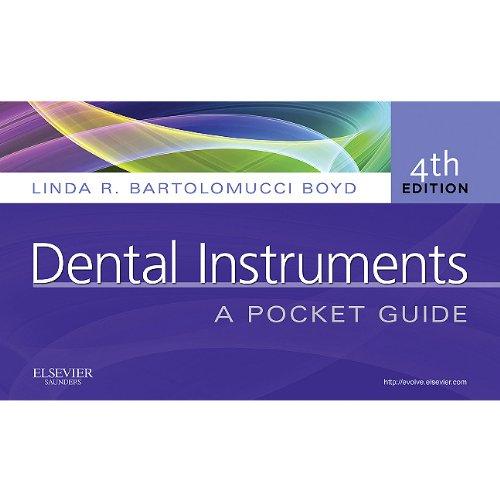 Dental Instruments: A Pocket Guide 9781437723854