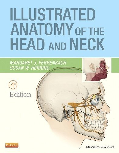 Illustrated Anatomy of the Head and Neck 9781437724196
