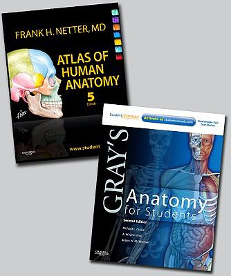 Atlas of Human Anatomy Package [With Gray's Anatomy for Students] 9781437756920