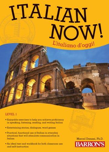 Italian Now! Level 1: L'Italiano D'Oggi! 9781438000060
