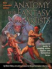 Anatomy for Fantasy Artists: An Essential Guide to Creating Action Figures and Fantastical Forms 22639688