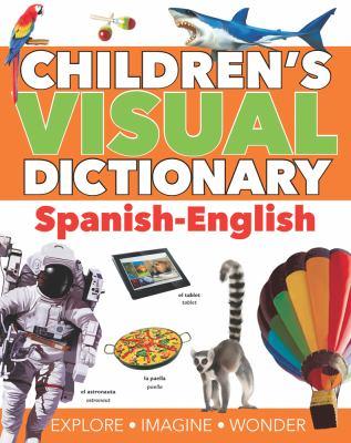 Children's Visual Dictionary, Spanish-English