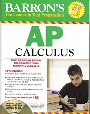 Barron's AP Calculus [With CDROM] 9781438071275