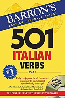 501 Italian Verbs: with CD-ROM (501 Verb Series)