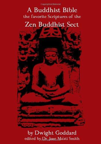 A Buddhist Bible 9781438256474