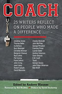Coach: 25 Writers Reflect on People Who Made a Difference 9781438437347