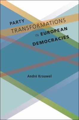 Party Transformations in European Democracies 9781438444819