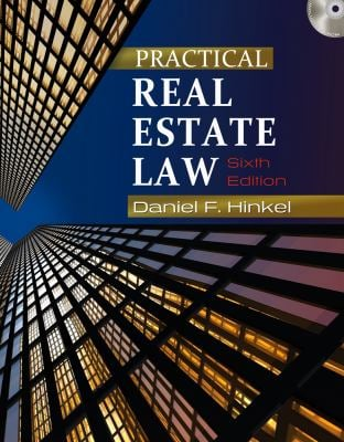 Practical Real Estate Law 9781439057209