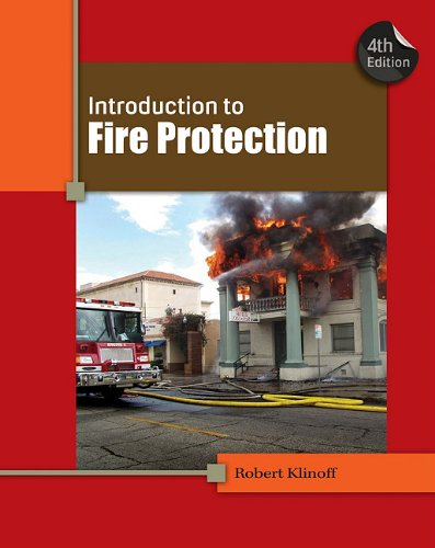 Introduction to Fire Protection 9781439058428