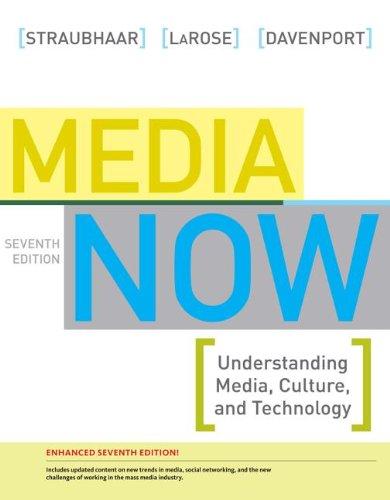 Media Now 2012 Update 9781439082652