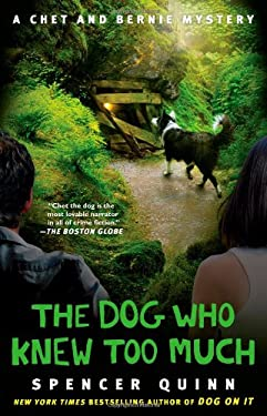 The Dog Who Knew Too Much 9781439157107