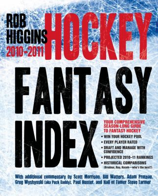 Higgins Hockey Fantasy Index 9781439169445