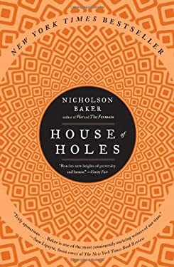 House of Holes: A Book of Raunch 9781439189528