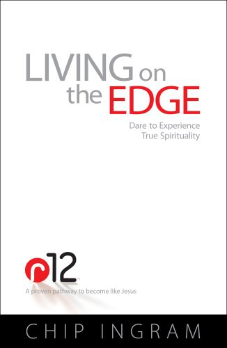 Living on the Edge: Dare to Experience True Spirituality 9781439190524