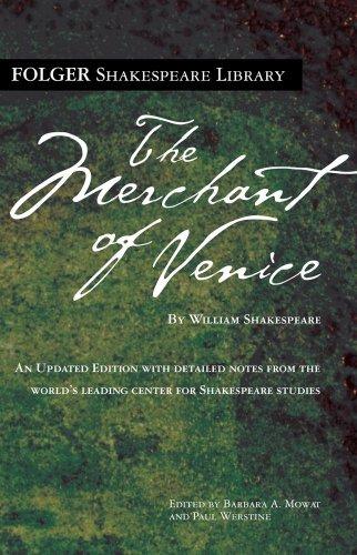 The Merchant of Venice 9781439191163