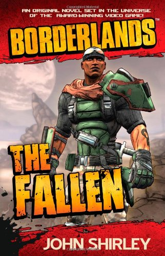 Borderlands: The Fallen 9781439198476
