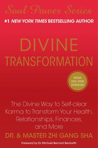 Divine Transformation: The Divine Way to Self-Clear Karma to Transform Your Health, Relationships, Finances, and More [With CD (Audio)] 9781439198636
