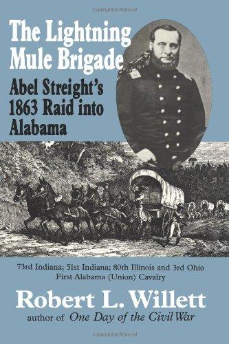 The Lightning Mule Brigade 9781439219966