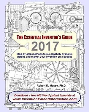The Essential Inventor's Guide 9781439261903