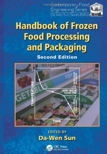 Handbook of Frozen Food Processing and Packaging, Second Edition 9781439836040