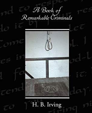 A Book of Remarkable Criminals 9781438520841