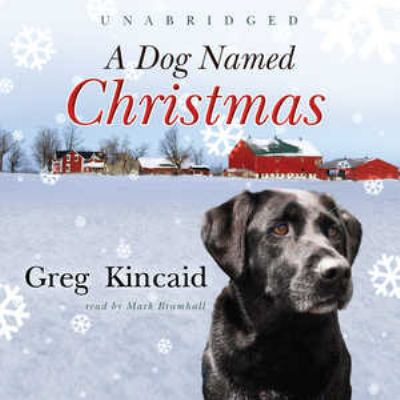 A Dog Named Christmas 9781433248955