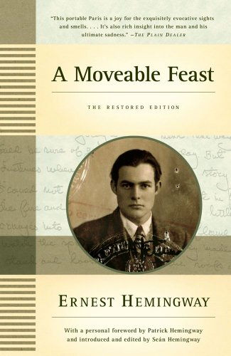 A Moveable Feast: The Restored Edition 9781439182710