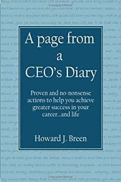 A Page from a CEO's Diary 9781438937816