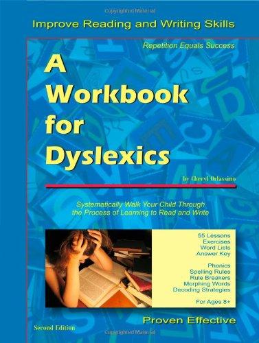 A Workbook for Dyslexics 9781430328032