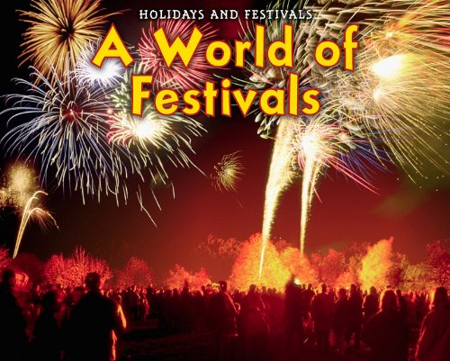 A World of Festivals 9781432953546