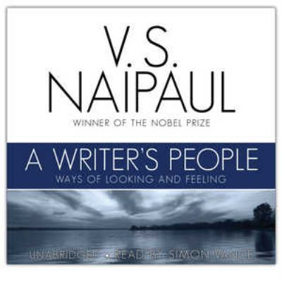 A Writer's People: Ways of Looking and Feeling 9781433213946