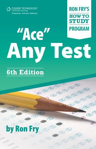 Ace Any Test 9781435461123