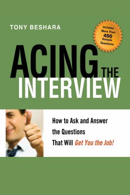 Acing the Interview 9781436197397