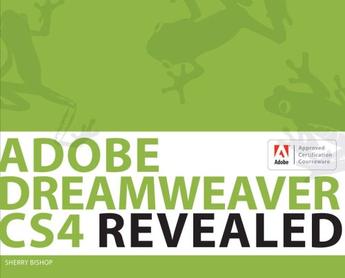 Adobe Dreamweaver Cs4 Revealed 9781435482609