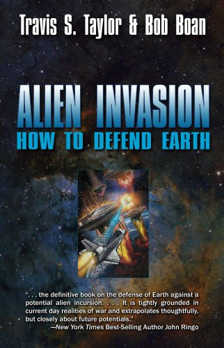 Alien Invasion: How to Defend Earth 9781439134429